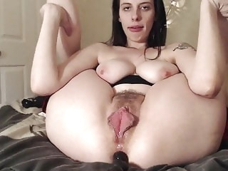 Barbie Wolf webcam anal sex toy
