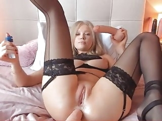 More Dildo Fun webcam amateur anal