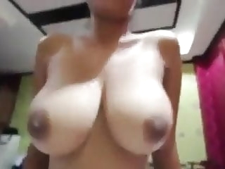 Philipina with the most perfect tits fucking a lucky guy amateur asian hardcore