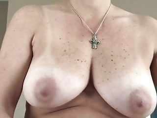 My Wife Giving Me a Handjob - Hot Wet Pussy on Me amateur mature handjob
