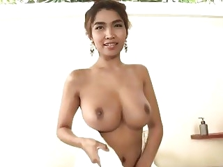 Huge juggs and soap suds asian asian creampie bangkok