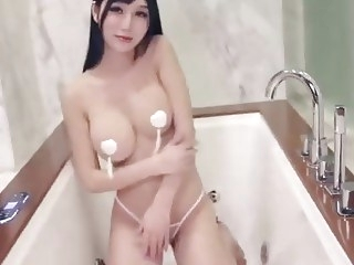 A Series of Chinese Self-Video asian big boobs chinese