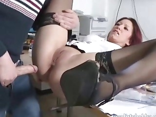 Natalie_Hot fickt den Boss 3some ass fuck blowjob